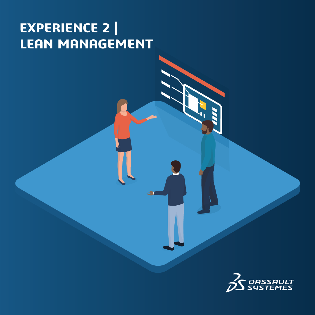 Experience 2 Lean Management icon