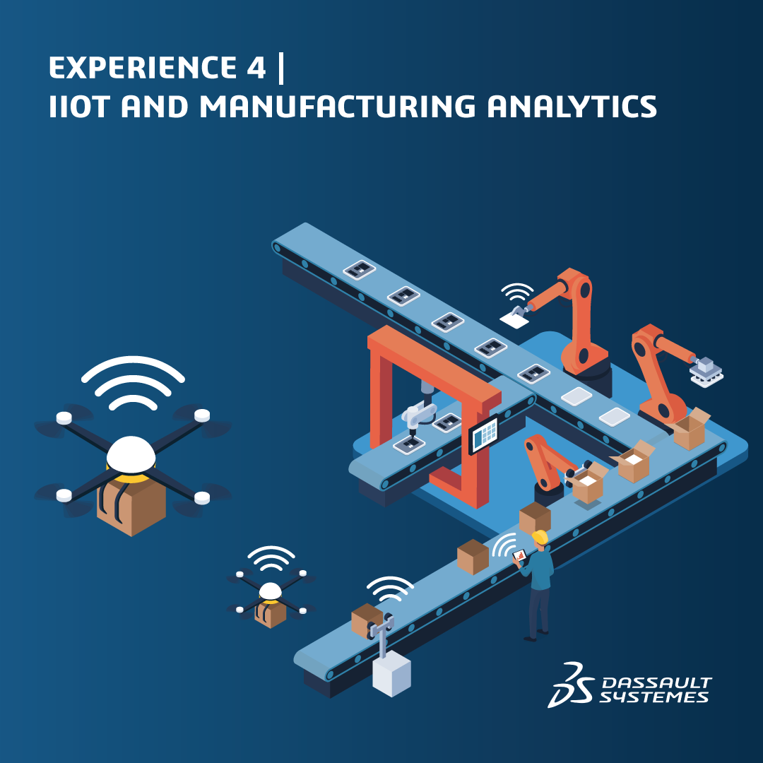 Experience 4 Manufacturing Analytics icon