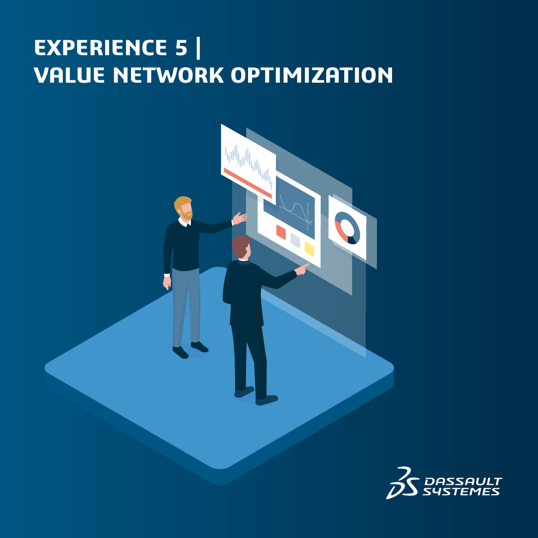 Experience 5 Value Network Optimization icon
