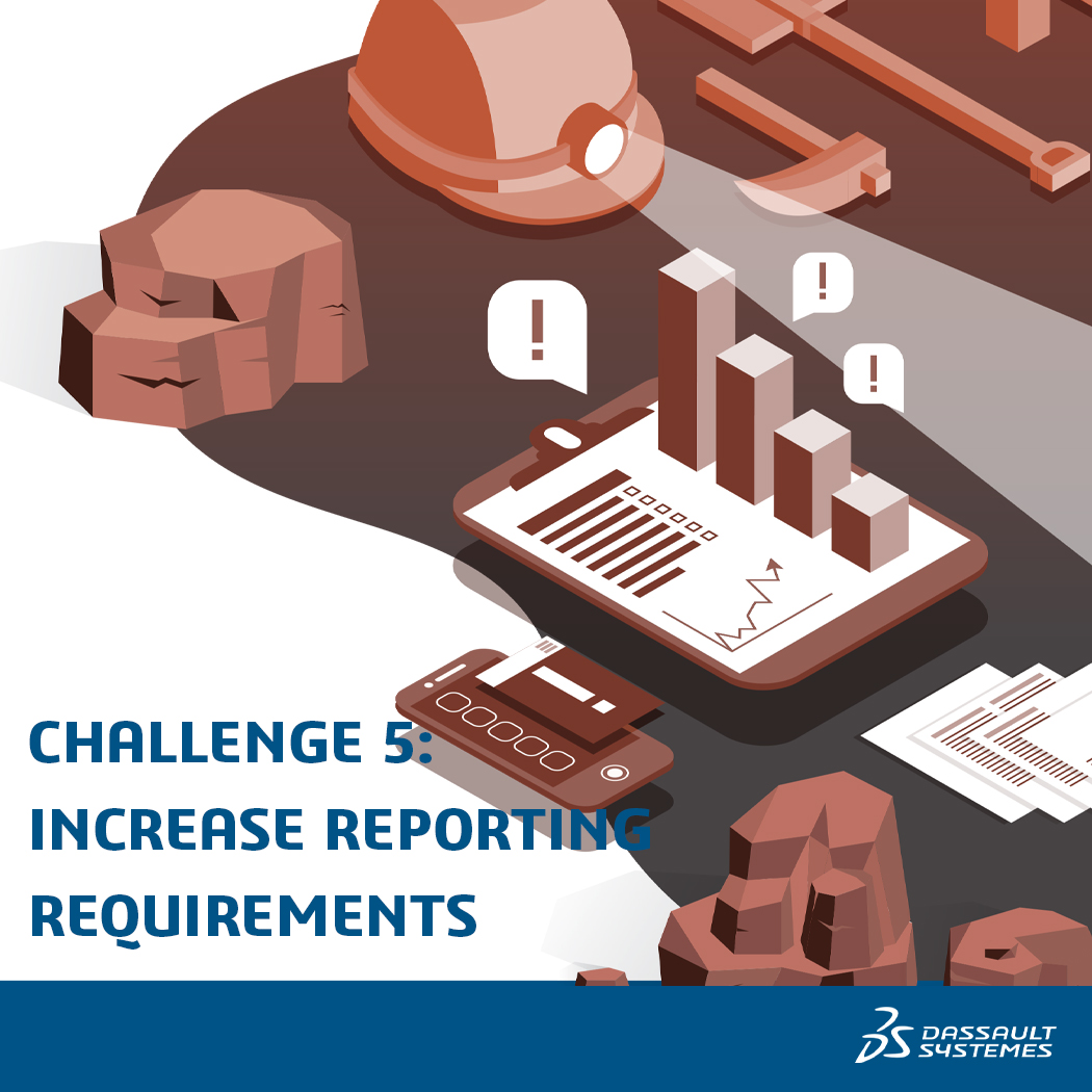 Industrial Minerals > Increased Reporting Requirement thumbnail > Dassault Systèmes®