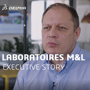 Laboratoires M&L, L'Occitane Group, Improves Natural Cosmetics Compliancy and Time-to-Market > Executive's Story > Dassault Systèmes®