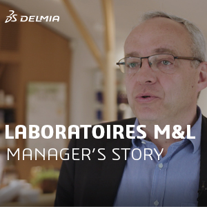 Laboratoires M&L, L'Occitane Group, Improves Natural Cosmetics Compliancy and Time-to-Market > Plant Manager's Story > Dassault Systèmes®