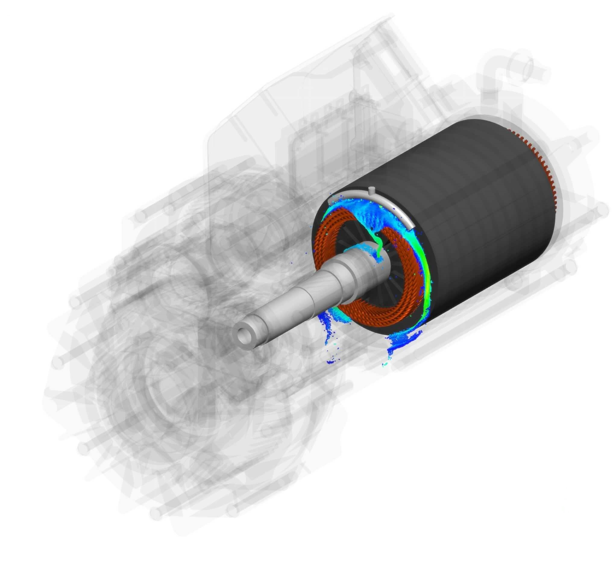 Multidiscplinary Optimization > e-Drive Thermal > Dassault Systèmes®