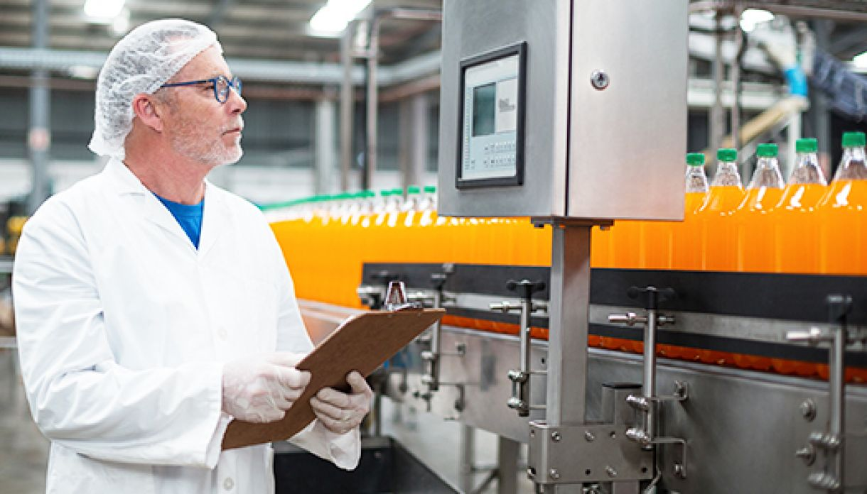 Aberdeen White Paper > Beverage Production > Dassault Systèmes®