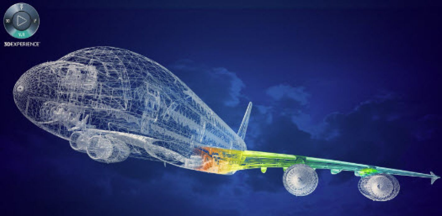 SIMULIA TAKE OFF WITH REALISTIC SIMULATION > Whitepaper cover > Dassault Systèmes®