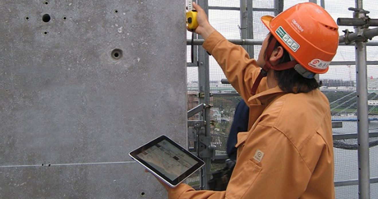 3D Systems For a Safer and More Productive Construction Site > Construction worker > Dassault Systèmes®