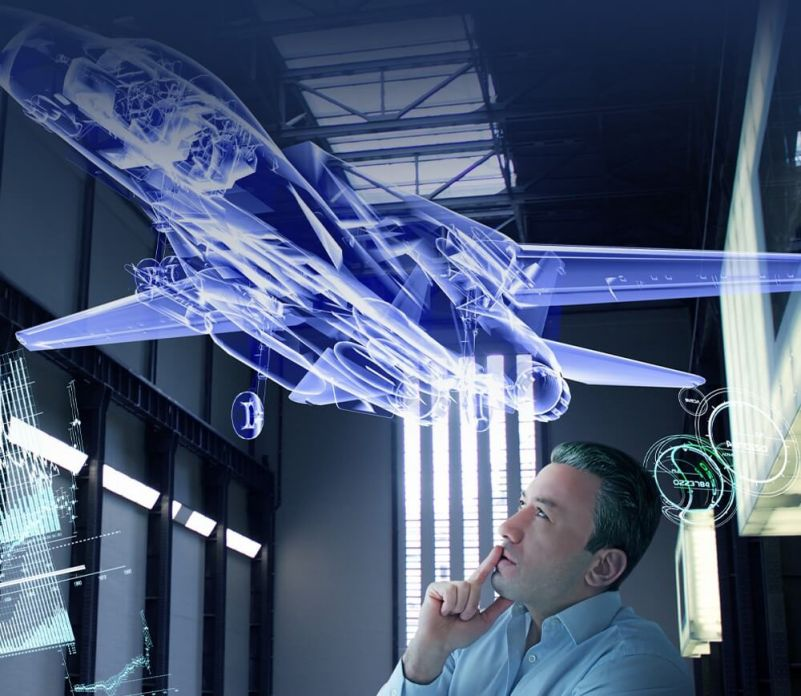 Forging in The Digital Twin in Discrete Manufacturing > Idealisation > Dassault Systèmes®
