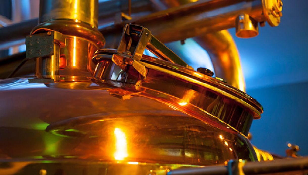 Schedule tank efficiency into your brewing process > Beer tank > Dassault Systèmes®