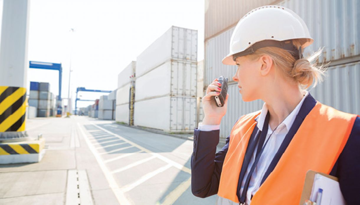 Intelligent real-time planning for optimal customs operations > Construction Site > Dassault Systèmes®
