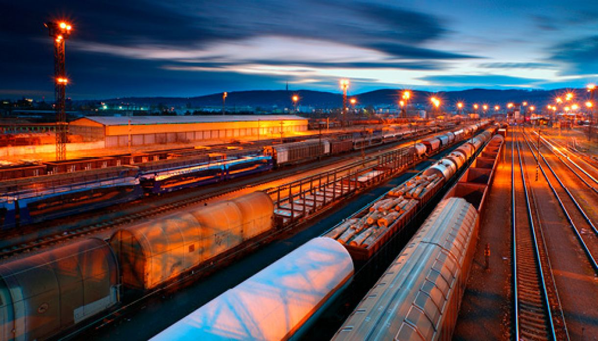 Mastering last-minute changes in rail freight logistics > Logistics Planning > Dassault Systèmes®