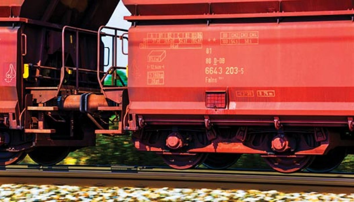 Boost profits by tackling 10 common challenges in rail freight > wagon > Dassault Systèmes®