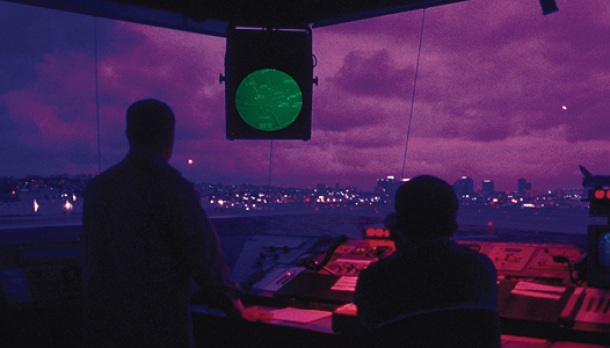 Air traffic control > aviation,service, workforce, airline > Dassault Systèmes®