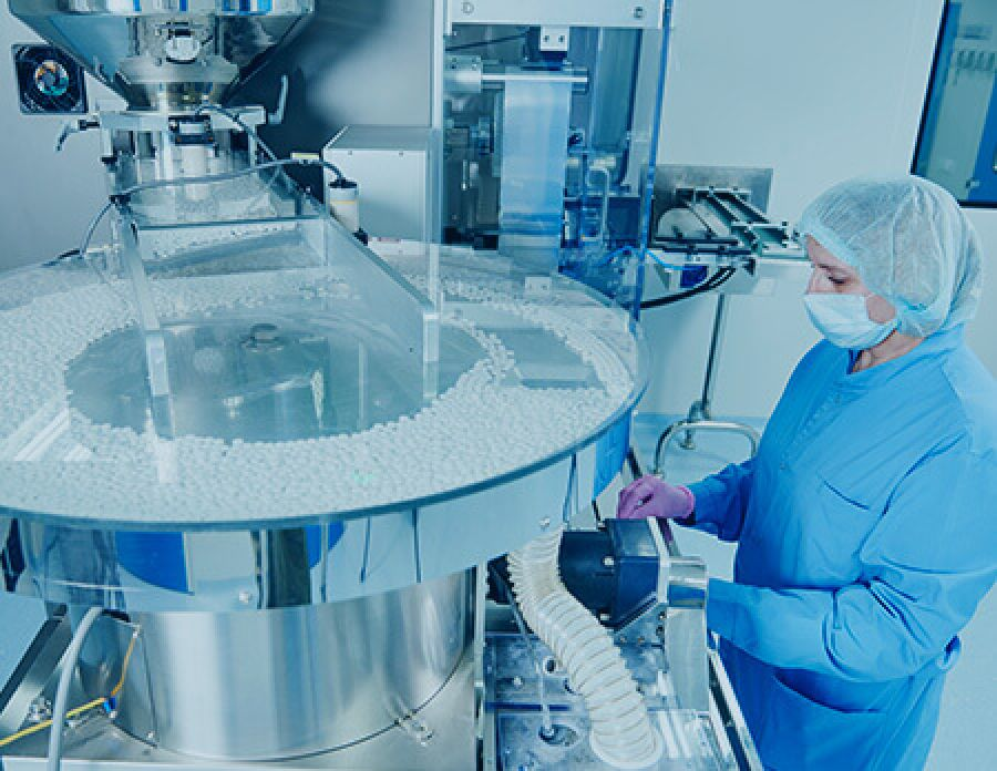 The Future of Life Sciences Manufacturing > Production Laboratory >  Dassault Systèmes®