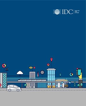 visualizing smart cities for a resilient future > IDC ebook > Dassault Systèmes®