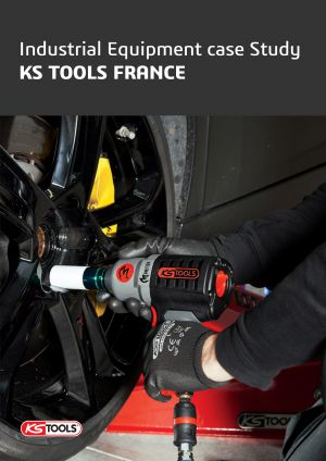Making the Connection: The Path to Cloud PLM > Industrial Equipment Case Study - KS Tools France > Dassault Systèmes®