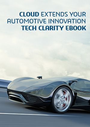 Cloud extends your automotive innovation | Download the eBook