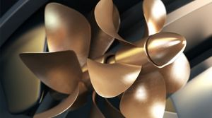 Navigate the Deepening Complexity of Shipbuilding > Propellers > Dassault Systèmes®
