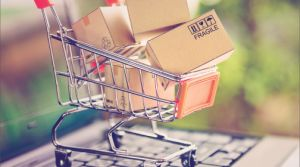 The State of the Retail Supply Chain: 2019 And Beyond > Little cart and boxes > Dassault Systèmes
