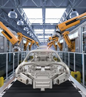 Manufacture Intelligently with Smart Pull > Automobile Manufacturing > Dassault Systèmes®