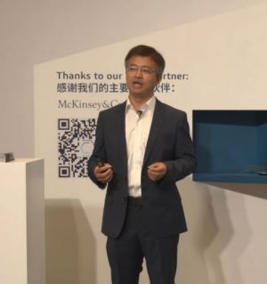 Digital Transformation and Capability Building > Mr. Sonnet Shen > Dassault Systèmes®