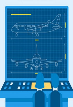 Discover Integrated Simulation > Airplane Simulation > Dassault Systèmes®