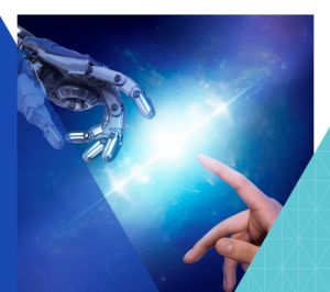 6 Factors for a Successful Digital Manufacturing Transformation > Robotic and Man Arm > Dassault Systèmes®