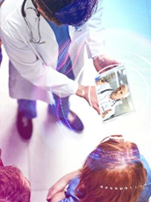 Fast Forward to Value Chain Transformation in the Era of Consumerized Healthcare > Doctor and Patient > Dassault Systèmes®