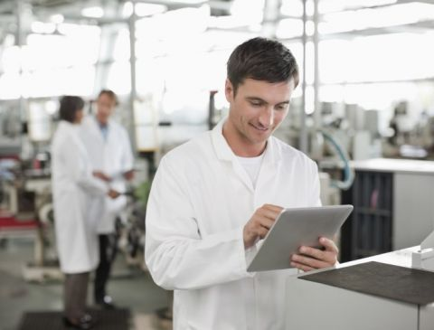 Improving Lab Efficiency at a Global Petrochemical Company > Asset Cover > Dassault Systèmes®
