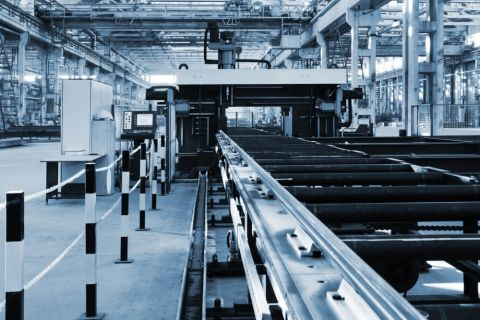 Operational Production Management for Plastic Manufacturing with DELMIA Ortems > Conveyor Belt > Dassault Systèmes®