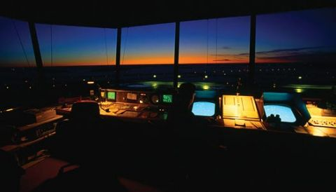 Air Traffic Control Complexity > Aviation Control Tower > Dassault Systèmes®