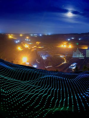 Illuminate the real value of your mine with Robust Strategic Mine Planning > Image >  Dassault Systèmes®