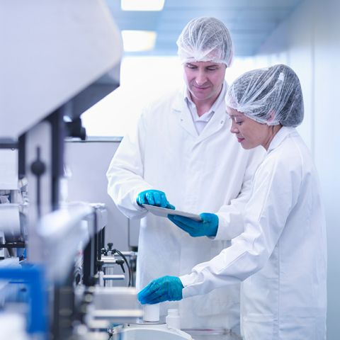 The Search for Total Quality and Control > Lab Technicians > Dassault Systèmes®