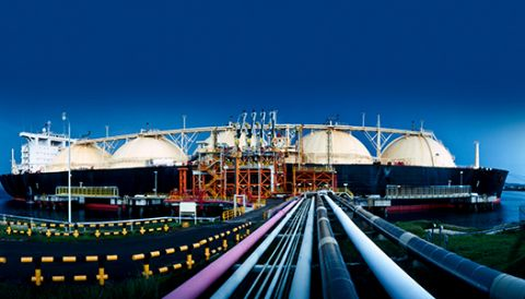 LNG Spot Trading Opportunities > Image > Dassault Systèmes®