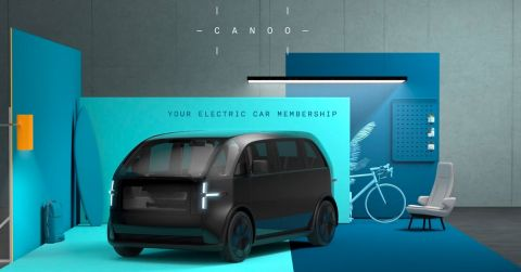 Engineering vehicles for new models of mobility > CANOO Subscribe image > Dassault Systèmes