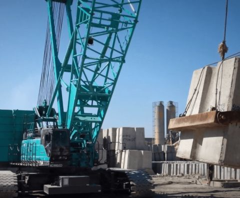 Kobelco Construction Machinery > Image > Dassault Systèmes®