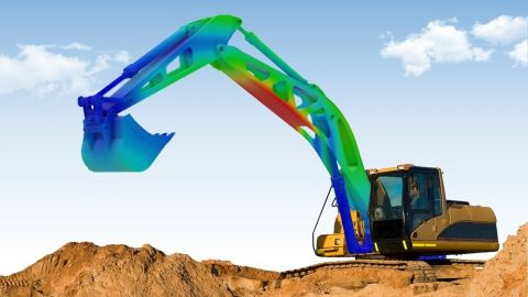 Ensuring Equipment Strength and Durability with Simulation > Cover > Dassault Systèmes®
