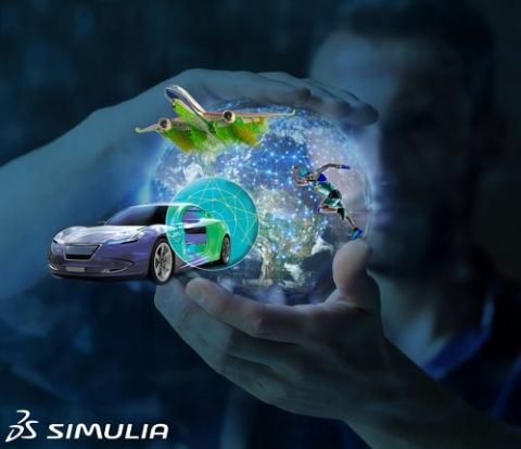 SIMULIA Report > Cover > Dassault Systèmes®