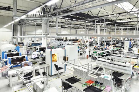 Manufacturing Process Engineering > Warehouse > Dassault Systèmes®