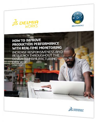 Real-Time Data to Improve Production Performance > Asset Cover > Dassault Systèmes®