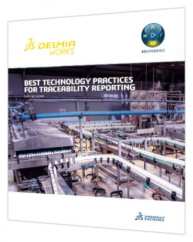 Best Technology Practices > Whitepaper asset cover > Dassault Systèmes®