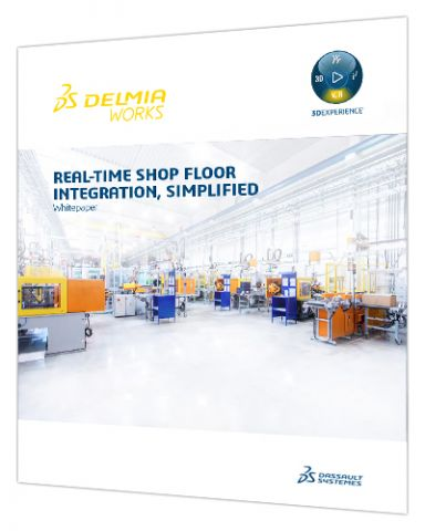 Shop Floor control > Cover Photo > Dassault Systèmes®