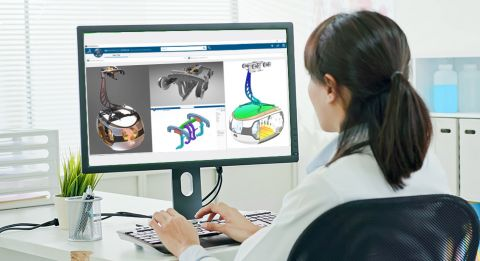 Improve Structural Performance of Products, Faster > Image > Dassault Systèmes®